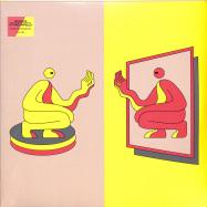 Front View : DJ Seinfeld - MIRRORS (LTD YELLOW/PINK 2LP+MP3) - Ninja Tune / ZEN274D
