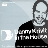 Front View : In The House - DANNY KRIVIT-PT.1 (2LP, NUMBERED LIMITED EDITION) - In the House /  ITH13LP1
