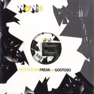 Front View : Paco Osuna - FREAK VS GOSTOSO - WOW5