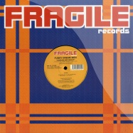 Front View : Afrikaner / Funky Dream Men - MONROVIA / SHAKE YOUR ASS OFF - Fragile / frg107