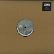 Front View : Insect O. - BIRDS OVER HONG KONG (BLACK REPRESS) - Etui Records Ltd / ETUILTD002