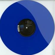 Front View : Blacksmif - ONE MAN & HIS LIGHTHOUSE (BLUE VINYL) - Paradise Club Recordings / pcra002