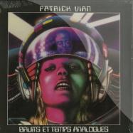 Front View : Patrick Vian - BRUITS ET TEMPS ANALOGUES (LP) - Staubgold / staubgold126 / 976561