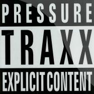 Front View : Frost, Einzelkind, Julien Bracht - BYE HONEY, VEX, MINUTEMAN - Pressure Traxx / PTX008