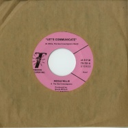 Front View : Nicole Willis & The Soul Investigators - LETS COMMUNICATE (SINGLE VERSION / INSTRUMENTAL) (7 INCH) - Timmion / TR701