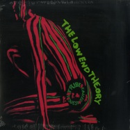 Front View : A Tribe Called Quest - THE LOW END THEORY (2X12 LP) - Jive / 1241414181