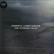 Front View : Kenneth James Gibson - THE EVENING FALLS (LP+MP3) - Kompakt PA LP 04