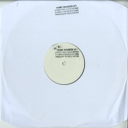 Front View : Paolo Rocco - NOT SCARED EP - Home Invasion / HI11