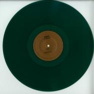 Front View : Merv - MELTED VEIN / DUST (GREEN COLOURED VINYL, 2016 REPRESS) - Styrax Records / Styr-merv-green-coloured