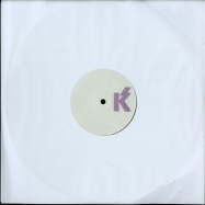 Front View : Daniel Araya - ACID AMBIENT VOL 1 - Kontra Musik White Label / KMWL08