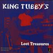Front View : King Tubby - LOST TREASURES (LP) - Jamaican / JRLP001