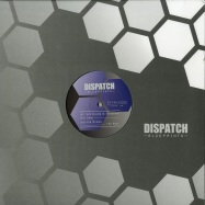Front View : Kid Drama & Skeptical - RUN DEEP / THE HUNT - Dispatch Blueprints / DISBLP002