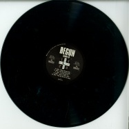 Front View : beGun - SLUM EP (180 G VINYL / COLOURED VINYL) - Nazca / Nazca004