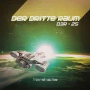 Front View : Der Dritte Raum - TROMMELMASCHINE (COVER EDITION) - Harthouse / HHMA027/3b/dc