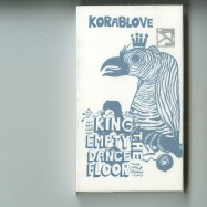 Front View : Korablove - KING OF THE EMPTY DANCE FLOOR (CASSETTE / TAPE) - Elusive / ELSVREC021