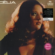 Front View : Celia - CELIA (LP) - Mr Bongo / MRBLP 157