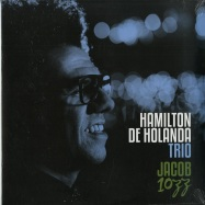 Front View : Hamilton De Holanda Trio - JACOB 10ZZ (180G LP) - Polysom / 333421