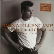 Front View : John Mellencamp - THE BEST THAT I COULD DO 1978-88 (2X12 LP + MP3) - Universal / 6772013