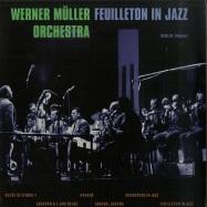 Front View : Werner Mueller Orchestra - FEUILLETON IN JAZZ (10 INCH) - Sonorama / SONOL108
