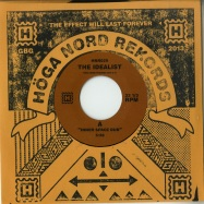 Front View : The Idealist - INNER SPACE DUB / THE FIRE OF MOSES (7 INCH) - Hoga Nord Rekords / HNR029