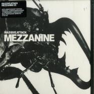 Front View : Massive Attack - MEZZANINE (20TH ANNIVERSARY EDITION)(REMASTERED DELUXE) (2CD) - Virgin / 060256742755