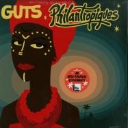 Front View : GUTS - PHILANTROPIQUES (2LP) - Heavenly Sweetness / HS 190VL