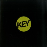 Front View : Moving Thoughts - KWANTUM (VINYL ONLY) - Key Vinyl / KEY012