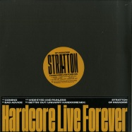 Front View : Stratton - HARDCORE LIVE FOREVER - Of Paradise / OP010