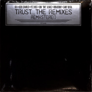 Front View : Romanthony - TRUST - THE REMIXES (2X12, WHITE VINYL) - Downtown161 / DT1646w