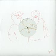 Front View : Doublet (Tuccillo & Tomoki Tamura) - 707 (180 G VINYL) - Doublet / DBT 707