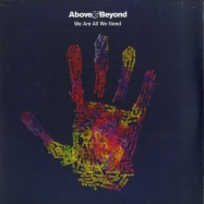 Front View : Above & Beyond - WE ARE ALL WE NEED (2LP) - Anjunabeats / ANJLP043