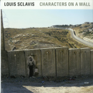 Front View : Louis Sclavis Quartet - CHARACTERS ON A WALL (LP) - ECM Records / 0804585