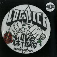 Front View : Loco Dice - LOVE LETTERS REMIXES (PIC DISC + MP3) - Desolat / Desolat075