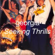Front View : Georgia - SEEKING THRILLS (180G LP + MP3) - Domino Records / WIGLP384