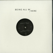 Front View : Robert Monarch - PERDU EP - Being All Here Records / BAV003