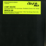 Front View : The Crystal Apes - TCARMX001 (7 INCH) - Intrauterin Recordings / TCARMX001