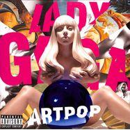 Front View : Lady Gaga - ARTPOP (180G 2LP + MP3) - Interscope / 7751705