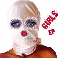 Front View : Ernest Kalinin & Archer Hubart - GIRLS EP - Brook Gee Records / BG059