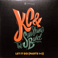 Front View : KC & The Sunshine Band - LET IT GO PT. 1 & 2 (7 INCH) - Dynamite Cuts  / DYNAM7072