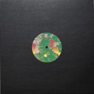 Front View : Nature Unit - EP (HANDSTAMPED) - Blank Mind / BLNK014