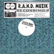 Front View : Bufiman, Roza Terenzi, Carmel & Salomo & DJ Detox - RM241220 - R.A.N.D. Muzik Recordings / RM241220
