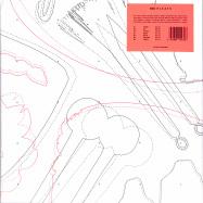Front View : 9MS - PLEATS (LP+MP3+POSTER) - Squama / SQM008