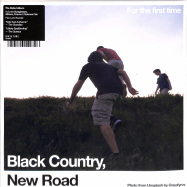 Front View : Black Country, New Road - FOR THE FIRST TIME (LP + MP3) - Ninja Tune / ZEN269