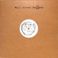 Front View : Robert Fleck - INJURY TIME EP - Well Street / WSR RF2