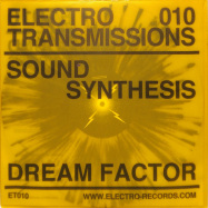 Front View : Sound Synthesis - ELECTRO TRANSMISSIONS 010 DREAM FACTOR EP (B-STOCK) - Electro Records / ER-ET010