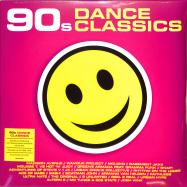 Front View : Various Artists - 90S DANCE CLASSICS (2LP) - Demon Records / DEMRECOMP025