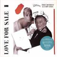 Front View : Tony Bennett & Lady Gaga - LOVE FOR SALE (180G LP) - Interscope / 3540840