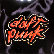 Front View : Daft Punk - HOMEWORK (2X12 LP) - Virgin / 2438426091