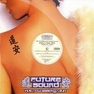 Front View : Tino  Calambar & Max Armani pres. A.M.C.T. feat. Gita - TAKE ME OUT / ESCAPE - Future Sound Clubbing / CLB001