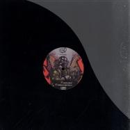 Front View : Cari Lekebusch - THE SPACE SUITE - Railyard Recordings / ryr010